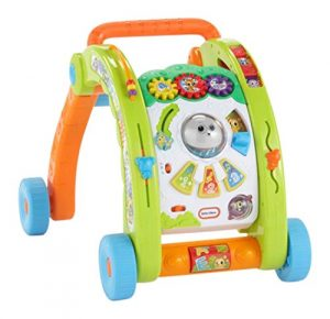 10. Little Tikes Light 'n Go - 3-in-1 Activity Walker