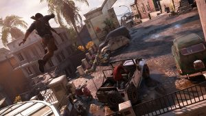 2. Uncharted 4: A Thief's End