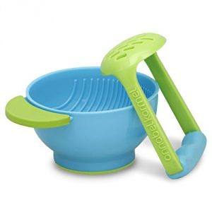2. NUK Mash and Serve Bowl