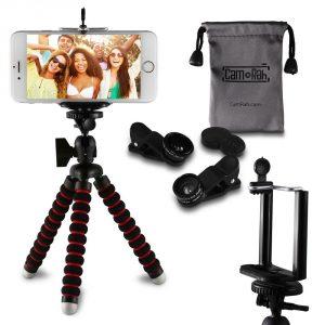 6. CamRah iPhone Lens Kit 1