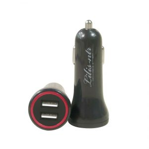 8. Lili's-ntr High-Speed Car Charger 4.8A/24W Dual USB