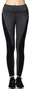 Neonysweets Women's Running Yoga Pants Workout Leggings With Pocket