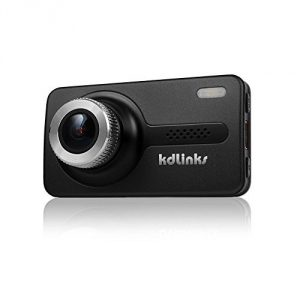 KDLINKS X1 Full-HD Dashboard Camera