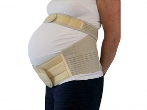 Superior Double Strap Maternity Support belt back posture supports- xl
