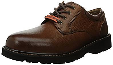 Dockers Men's Shelters Plain-Toe Oxford Shoe