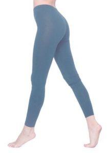 Hot Hanger Women's Full-Length Cotton Leggings UK Size 8-28