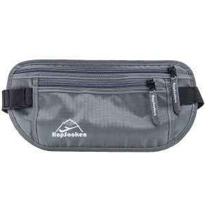 Hopsooken Travel Money Belt