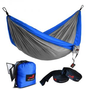 Honest Outfitters Singe and Double Hammock with Hammock Straps