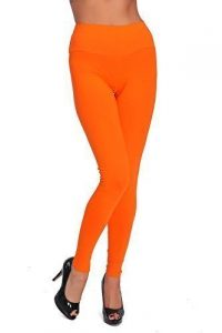 Futuro Fashion Full Length High Waist Cotton Leggings All Colours All Sizes Active Pants Sports Trousers LWP