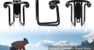 Dimples Excel Bike Water Bottle Cage
