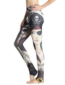 Jimmy Design Women's Pro Workout Running Yoga Tights