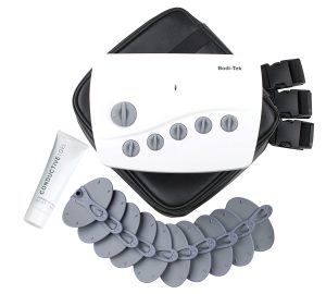 Bodi-Tek Slim Gym Body Muscle Toning System – White