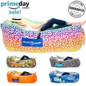 Chillbo Baggins 2.0 Inflatable Lounge Bag Hammock