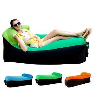 Hake Inflatable Lounger Air Sofa Chair