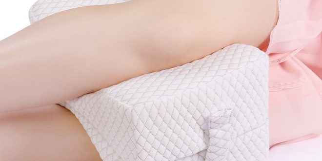 4. NURSAL Memory Foam Knee Pillow