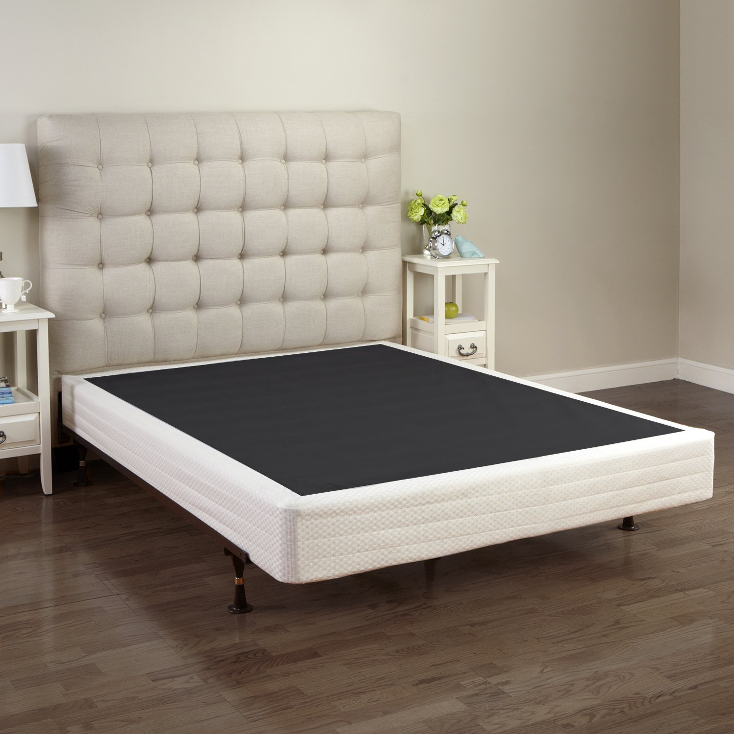 top 10 best mattress foundations in 2017 review. Black Bedroom Furniture Sets. Home Design Ideas