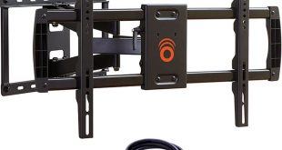 ECHOGEAR Full Motion TV Wall Mount