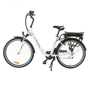 9. Onway 6 Speed Woman City Electric Bicycle