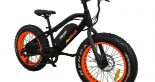 Electric Bicycle Fat Tire M-50 20 Inch Wheel Mini Electric Bike