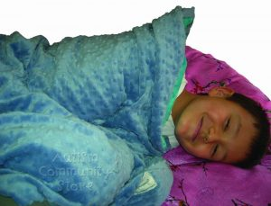 Creature Comforts TM – Weighted Sensory Blanket