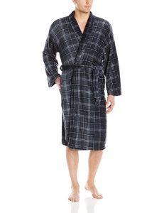 Essentials by Seven Apparel Men's Bathrobe