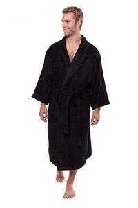 Men's Terry Cloth Bathrobe