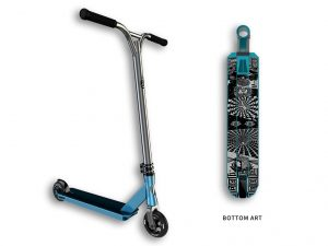 Lucky PROSPECT Complete Pro Scooter (Teal)