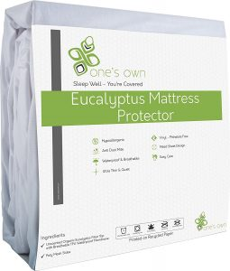 One's Own King Size Mattress Protector