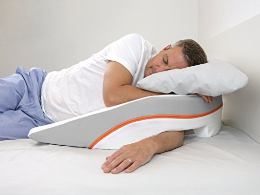 Bamboo Pillow with 1.5 Memory Foam Topper