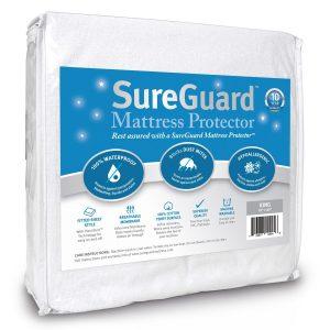 SureGuard King Size Mattress Protector