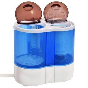Giantex Twin Tub Mini Washer Machine
