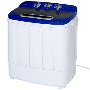 Best Choice Products Compact and Portable Mini Washer Machine