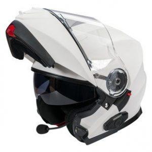 Bilt Techno Bluetooth Evolution Motorcycle Helmet