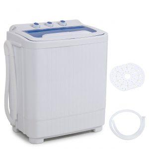 DELLA Mini Washer Machine with Built-in Pump