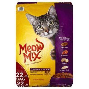 J. M. Smucker Company – Big Heart Cat Meow Mix Original Choice Dry Cat Food