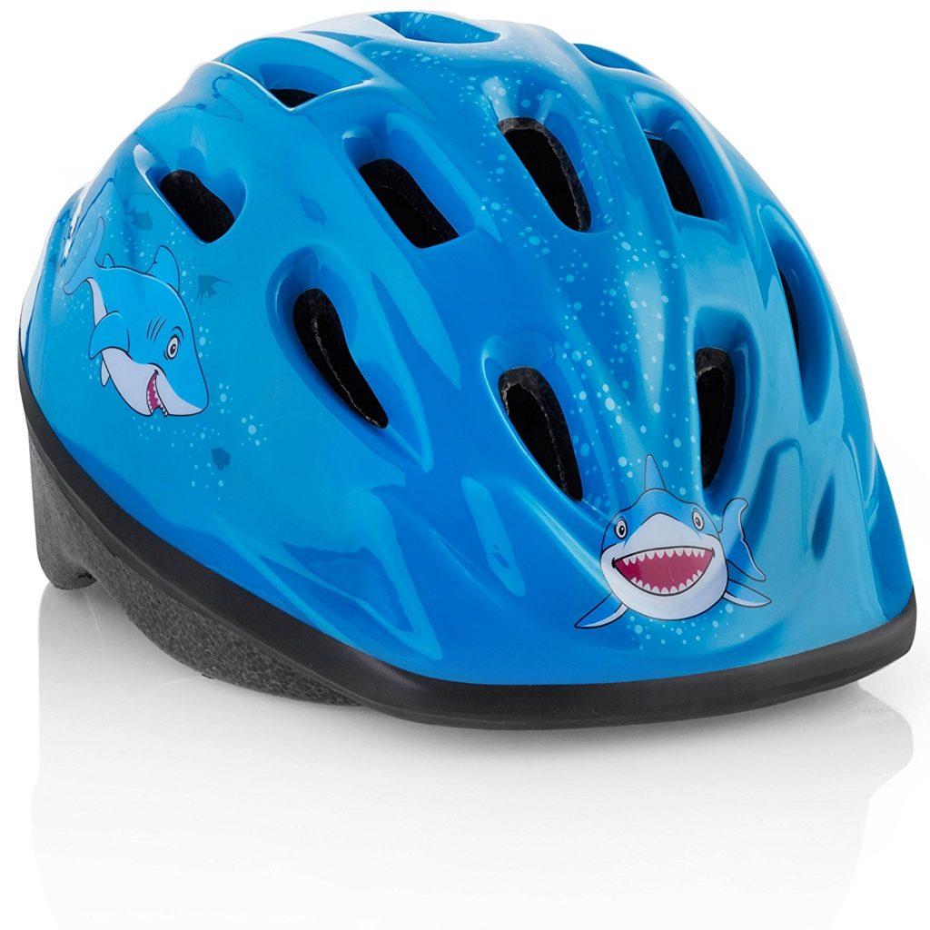 Funwave Aquatic Design Bike Helmet for Kids