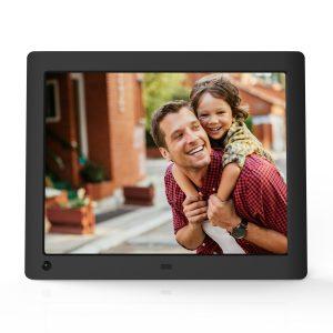 NIX XO8E Advance Hi-Res 8-Inch Digital Photo Frame