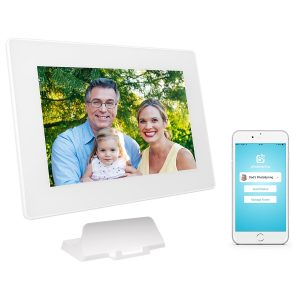PhotoSpring 16GB Touch Screen Digital Photo Frame