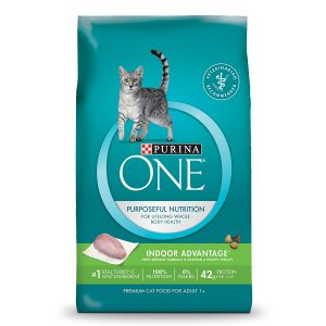 Purina ONE Indoor Advantage Adult Cat Food