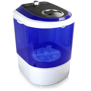 Pyle Electric Mini Portable and Compact Washer Machine