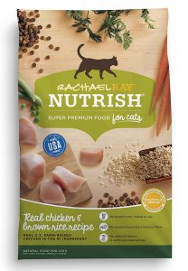 Rachel Ray Nutrish Natural Dry Cat Food