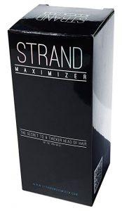 Strand Maximizers Hair Concealing Powder