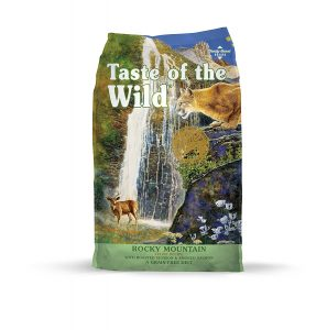 Taste of the Wild Grain Free High Protein Cat Food