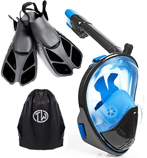 Take&Wear Snorkel Mask
