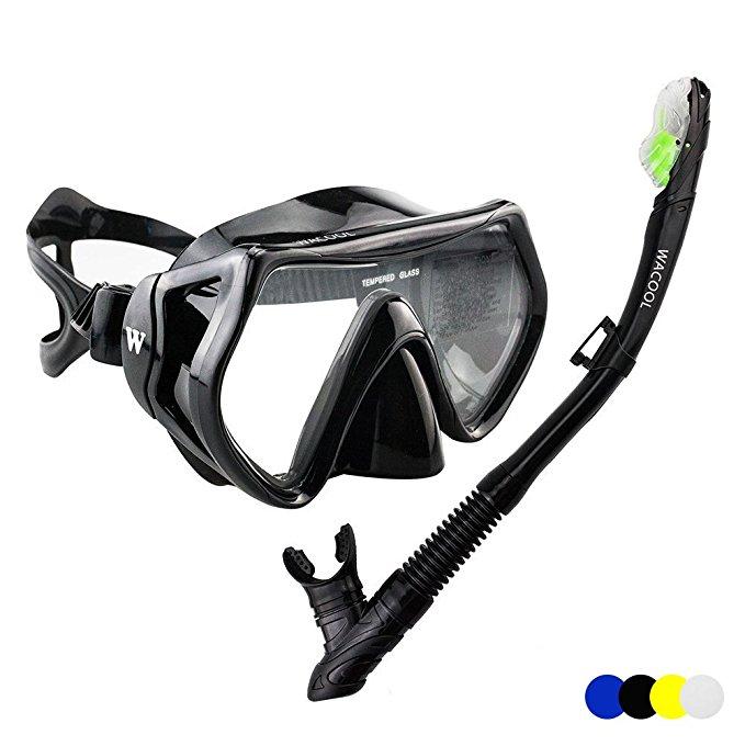 WACOOL Snorkeling/Diving Package Set