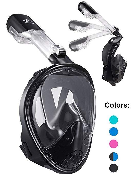 qingsong Full Face Mask