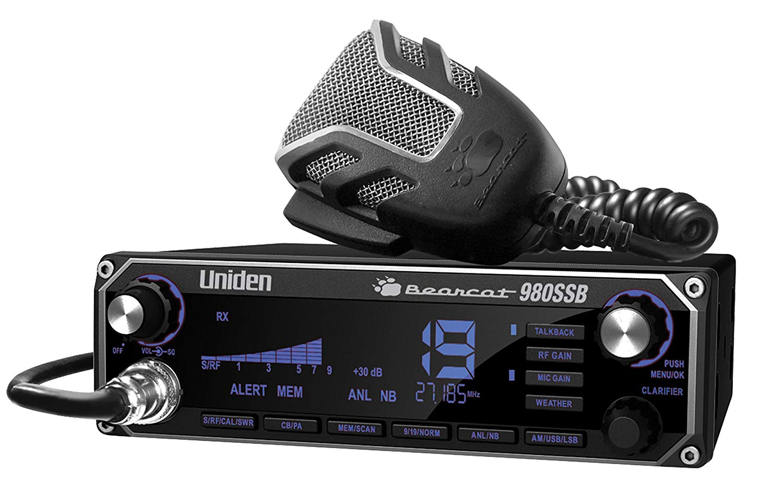 Uniden BEARCAT CB Radio, 980SSB