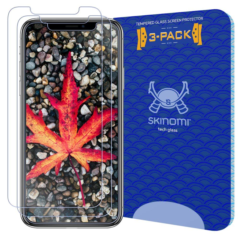 Skinomi iPhone X Skinomi Screen Protector [Scratch Resistant]