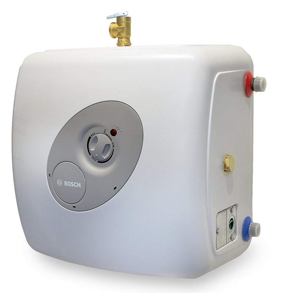 Bosch Thermotechnology Tronic 7-Gallon Electric Mini-Tank Water Heater