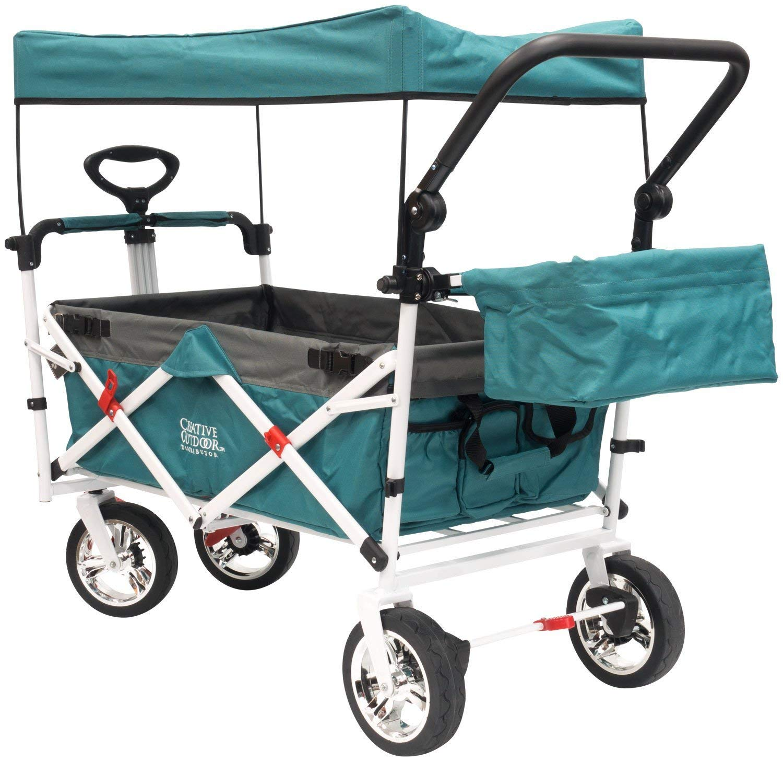 Push Pull Wagon for Kids